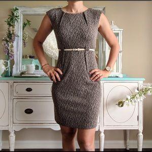 Dresses & Skirts - Sleeveless Fitted Dress SZ 4P